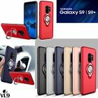 Luxury Ring Holder Kickstand Case Magnetic Hybrid Phone Cover For Samsung S9/S9+