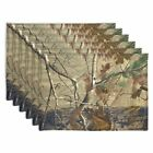 Design Imports Realtree Reversible Placemat - Set of 6