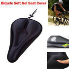 1x BIKE BICYCLE CYCLE EXTRA COMFORT GEL PAD CUSHION COVER FOR SADDLE SEAT COMFY