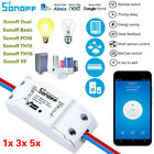 Sonoff ITEAD Astute Home WiFi Wireless Switch Module Fr Apple Android APP Control
