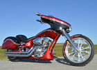 2009+Big+Dog+BULLDOG+PRO+STREET+SOFTAIL+CHOPPER+BAGGER