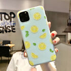 For iPhone X 8 6s 7 Plus Cute Fruits Pattern Slim Relief Matte Soft Case Cover <br/> Cute Fruits Pattern Soft Case For iPhone XS Max XS SE