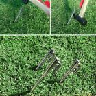 Strengthed Type Stainless Tent Pegs Stake Outdoor Camping Building Nails VL