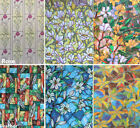 "Внешний вид - Static Cling  Window Film Frosted Stained Flower Glass Sticker Privacy 18""X39"""