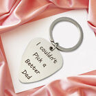 ES_ Guitar Pick I couldn't Pick a Better Dad Keyring Father's Gift Thanksgiving