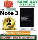 New Battery Fits For Samsung Galaxy Note 8 Note 3 Note 5 Note Edge +FREE TOOLS
