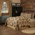 FARMHOUSE BEDDING Tea Star QUILT SET Collection/Build your own Bedroom