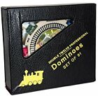 Double 12 Professional Mexican Train Set Play Mexican Train Or Chicken Foots