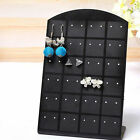 24 48 72 Holes Plastic Earrings Display Stand ewelry Holder Show Case Tool Rack