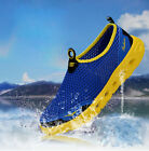Men Honeycomb Upstream Mesh Quick Drying Shoes Running Sport Casual Sneakers