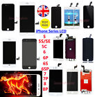 For iPhone 5 5C 5S SE 6 7 8 Plus LCD Display Touch Screen Digitizer Assembly UK <br/> **Grade A+++*UK Stock**Same day dispatched*Free Tool**