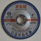 """250 pro 5-in x1/16""""x7/8"""" CUT-OFF WHEEL for SS lNOX & CUTTING DISC TYPE 27"""