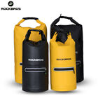 ROCKBROS Waterproof Bicycle Bags Foldable Outdoor Travelling Backpack 10/20L New