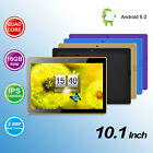 """10.1"""" Inch Android 6.0 Tablet 16GB Quad Core Dual Camera Bluetooth Wifi Tablet"""