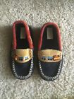 KLIN Boys Loafers Moccasins Shoes Toddler Size 2 Blue Red Yellow Leather Suede