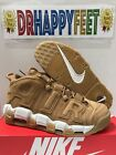 New Nike Air More Uptempo 96 PRM Mens Shoes Size Flax Phantom Wheat AA4060 200