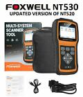 Diagnostic Scanner Foxwell NT520 PRO for ACURA ZDX OBD Code Reader ABS SRS DPF