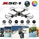 X5C-1 RC Quadcopter Toys HD Camera Explorers 2.4GHz 6 Axis  4CH Drone MX