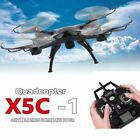 X5C-1 RC Quadcopter Toys HD Camera Explorers 2.4GHz 6 Axis Gyro 4CH Drone MX