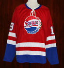 CODY HODGSON BUFFALO BISONS RETRO HOCKEY JERSEY NEW SEWN ANY SIZE