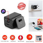 32GB USB Mini SPY Camera Motion Detection Hidden Wall Charger HD 1080P Camera