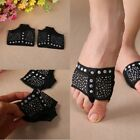 Fashion Belly Ballet Dance Paws Toe Pad Practice Shoes Feet thong Dance Socks US