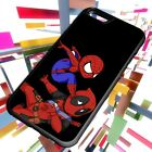 New Cool Funny Deadpool Spiderman For iPhone 6 6 Plus 6s 6s Plus Case Cover