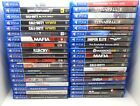 Cheap Sony playstation 4 ps4 games bundle clearance top titles Fast & Free P+P