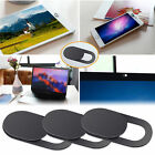 ubuntu laptop camera - Webcam Cover 0.027in Ultra Thin 3 Pack Web Camera Cover Shield for Laptop PC