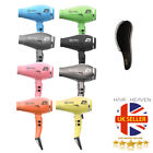Parlux New Alyon Hairdryers available in 8 colours + free Yogi detangle brush