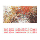 Canvas Large Modern Home Wall Art Oil Painting Picture Print Unframed Home Decor