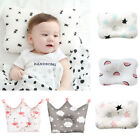 US Newborn Baby Infant Pillow Memory Foam Positioner Prevent Flat Head Anti Roll