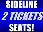 2 of 4 tickets Dallas Cowboys Detroit Lions 9/30 on eBay