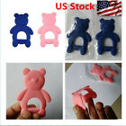 1Pc Soft Baby Kids Infant Safe Silicone Utility Teethers Teeth Stick Toys Pop