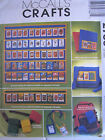 McCalls 2786 Baseball Trading Cards Accessories Holders Packpack Organize UNCUT