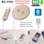 Wood Qi Wireless Fast Charging Charger Pad for iPhone X 7 8 6 Plus Samsung S9 S8