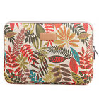 "11"" 13"" 15"" Leaves Printing Sleeve Bag Case Cover For MacBook Microsoft Laptops"