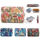11 13 15 Leaves Printing Sleeve Bag Case Cover For MacBook Microsoft Laptops