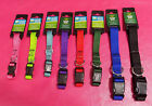 Guardian Gear  Nylon Collar NWT Basic & Brites 8 Different Colors and  3 Sizes