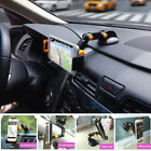 "For 4""-7"" Cell Phone Phablet GPS Car Sucker Stand Mount Holder Cradles Bracket"