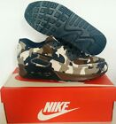 New Mens Nike Air Max 90 CAMO/DK.BLUE ARMY Sizes Trainers Shoes