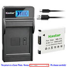 Kastar Battery LCD Charger for Canon NB-11L CB-2LD & Canon SX420 IS ELPH 110 HS