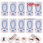 electronic fly repeller - 10 Pcs Ultrasonic Electronic Mosquito Fly Mouse Cockroach Pest Repeller Reject