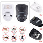 electronic fly repeller - Ultrasonic Electronic Repeller Pest Mouse Fly Flea Mosquito Reject US/EU/UK Plug