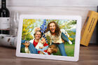 "NEW 12"" LED Digital Photo Frame Picture MP3 MP4 Clock Video Movie+Remote Control"
