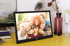"15"" Inch LED Alarm TXT/Clock/MP4/Movie Player SD/MS Digital Photo Frame Picture"