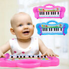 LC_ EG_ Kids Mini Electronic Piano Keyboard Musical Toy+7 Pre-loaded Demo Song