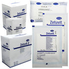 Zetuvit E Sterile Cellulose First Aid Wound Injury Absorbent Dressings 3 Sizes