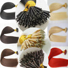 14-24Inch Double Drawn Micro loop Nano Ring beads Remy Human Hair Extensions 50s