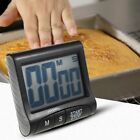 Plastic Large LCD Digital Kitchen Cooking Meeting Timer Count Down Clock  Sports